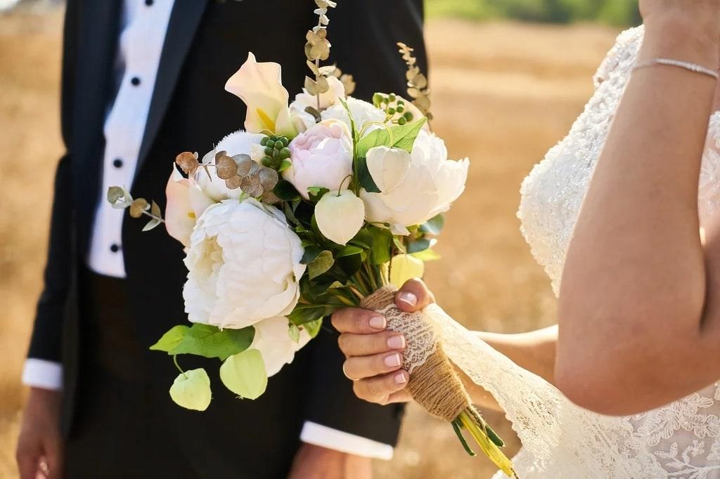 Comment se déroule la réception d'un mariage ?